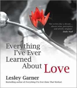 Everthing I've Ever Learned About Love - Paperback Jacket Cover