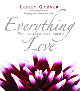 Everything I've Ever Learned About Love - Hardback Jacket Cover